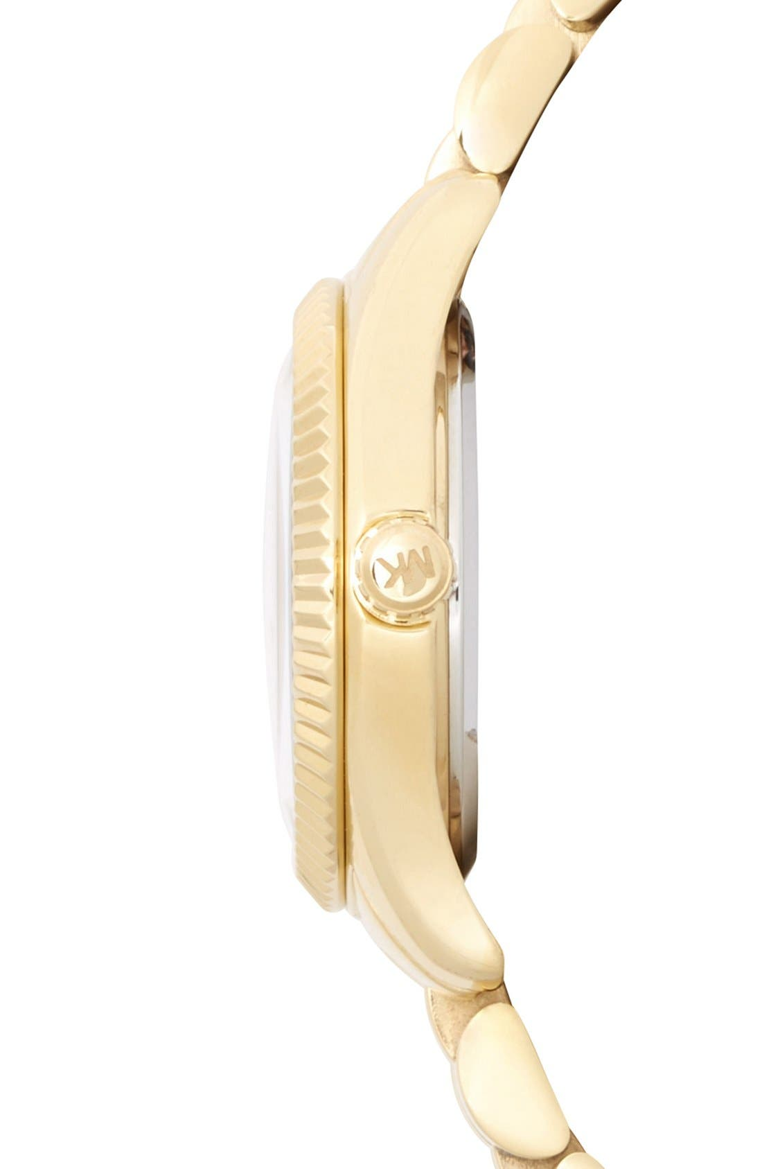 Alternate Image 3  - Michael Kors 'Mini Camille' Bracelet Watch, 33mm