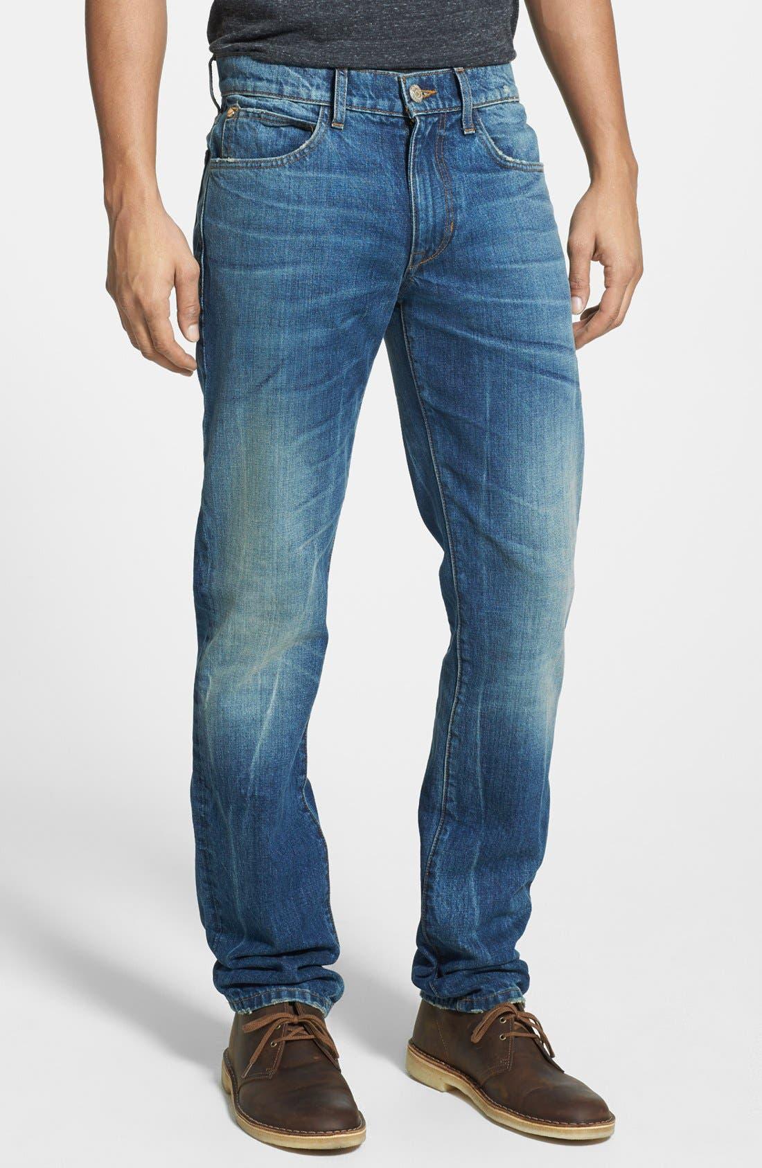 Alternate Image 1 Selected - Joe's 'Brixton' Slim Fit Jeans (Samir)