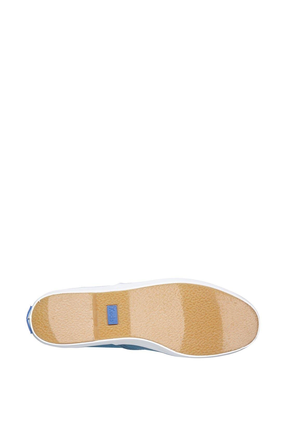 Alternate Image 4  - Keds® 'Champion' Canvas Sneaker (Women)