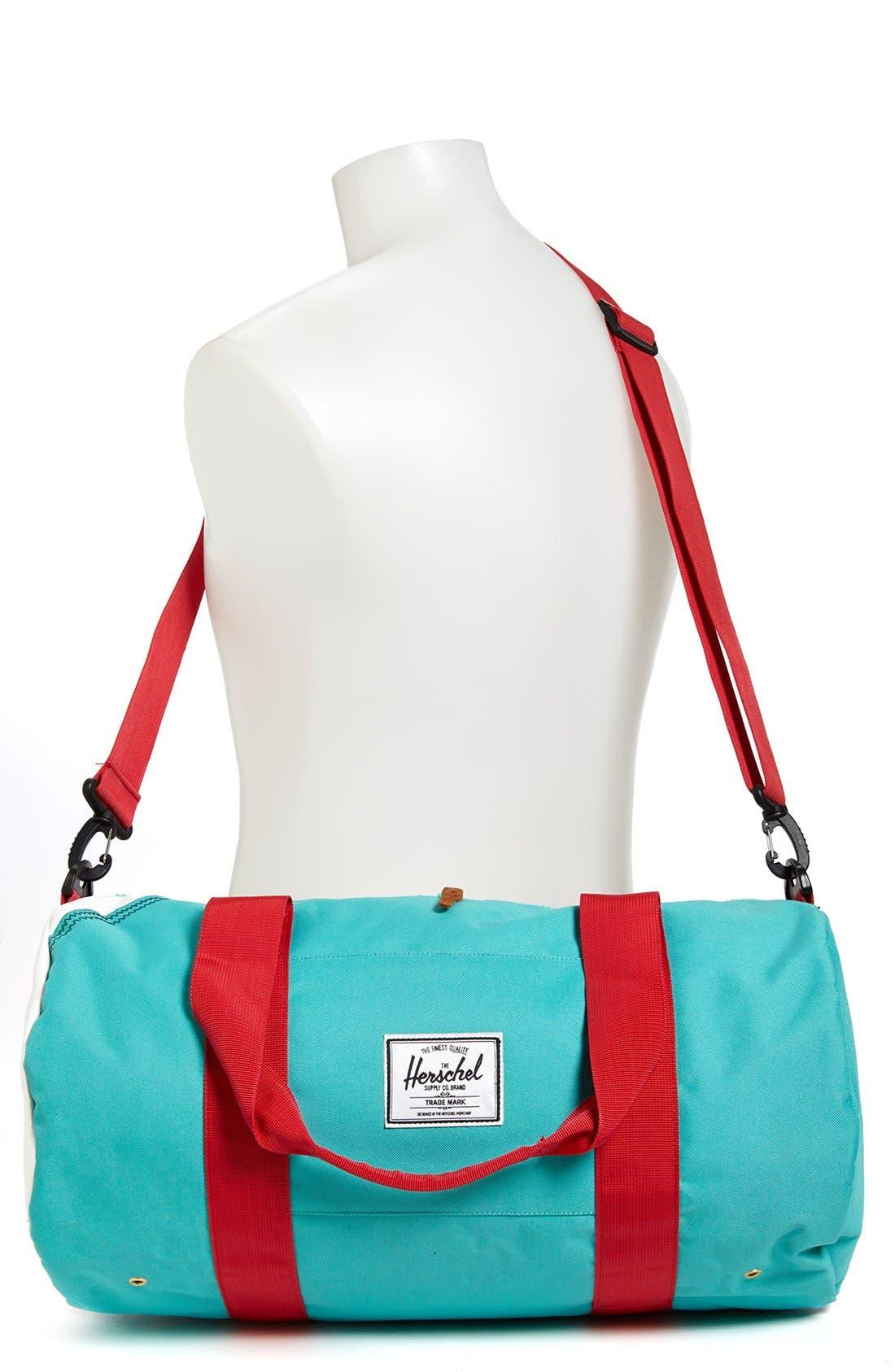 Alternate Image 2  - Herschel Supply Co. 'Sutton - Studio Collection' Mid Size Duffel Bag