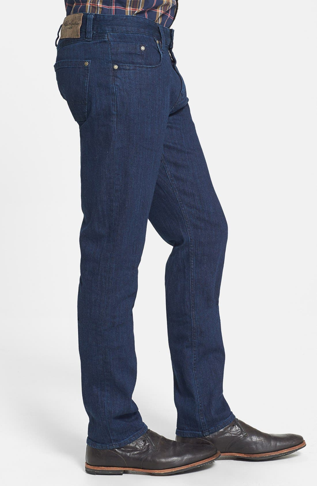 Alternate Image 3  - Robert Graham 'Mad Hatter' Slim Fit Straight Leg Jeans