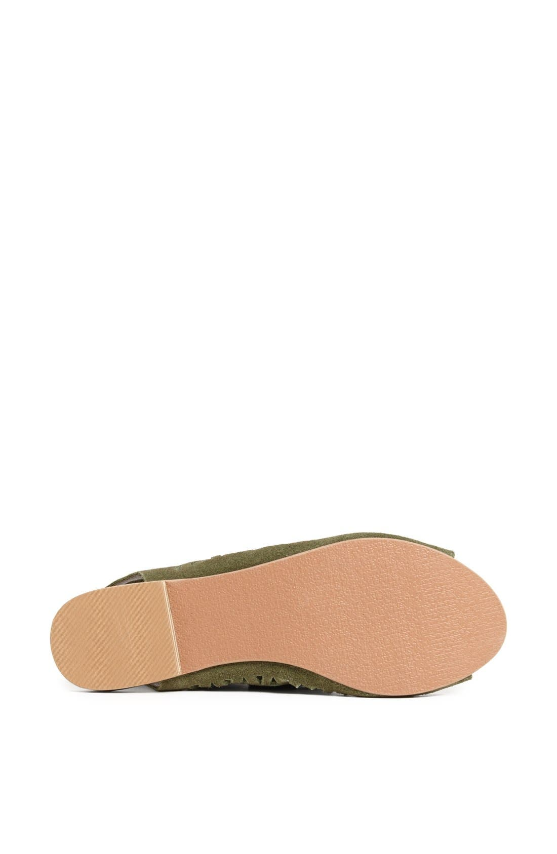 Alternate Image 4  - Matisse 'Ascot Friday - Boheme' Sandal