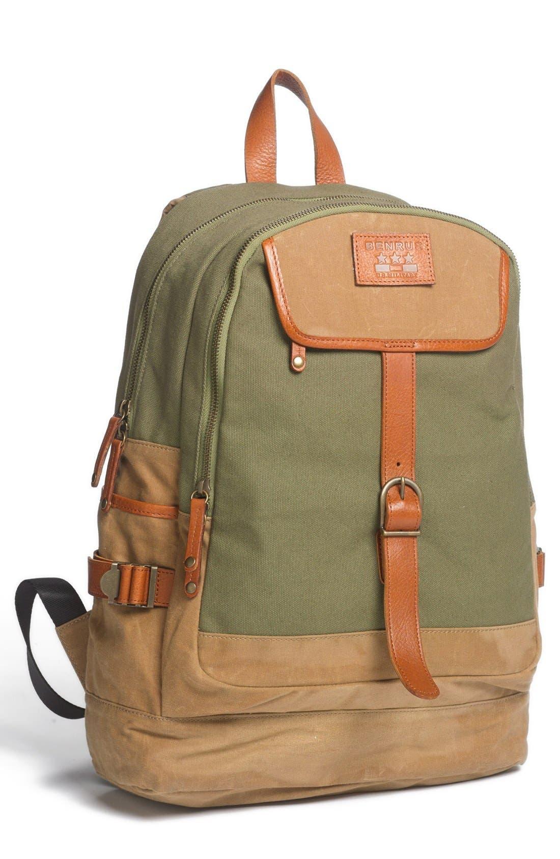 Main Image - Benrus 'Sentry' Backpack