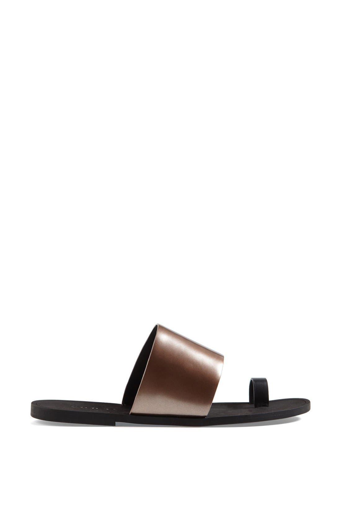 Alternate Image 4  - Vince 'Sandrine' Sandal (Online Only)