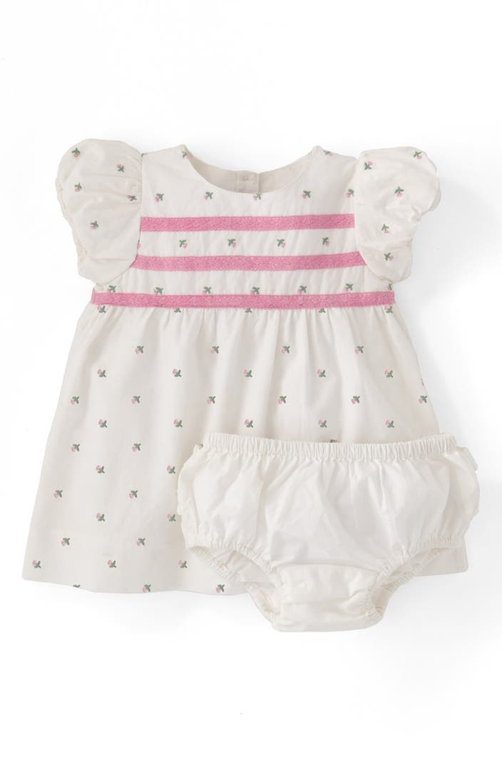 Mini boden 39 sweet 39 embroidered dress baby girls nordstrom for Shop mini boden