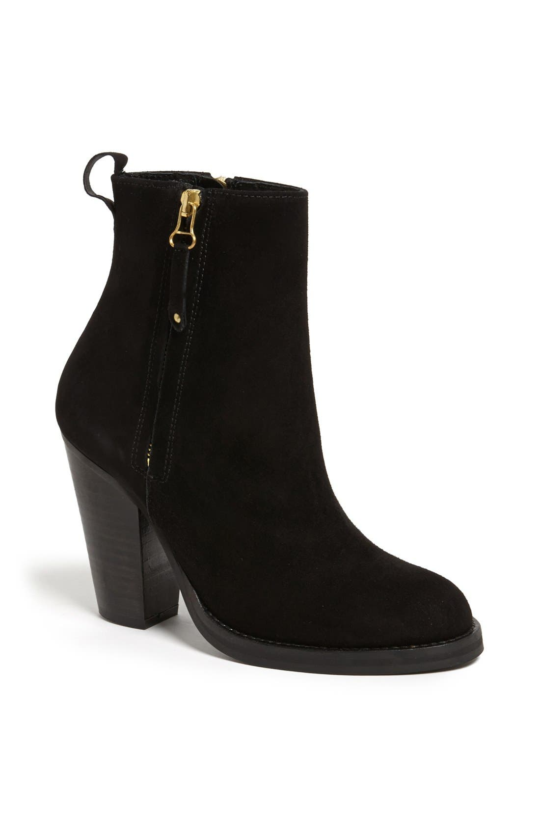 Main Image - Topshop 'Angel' Suede Boot