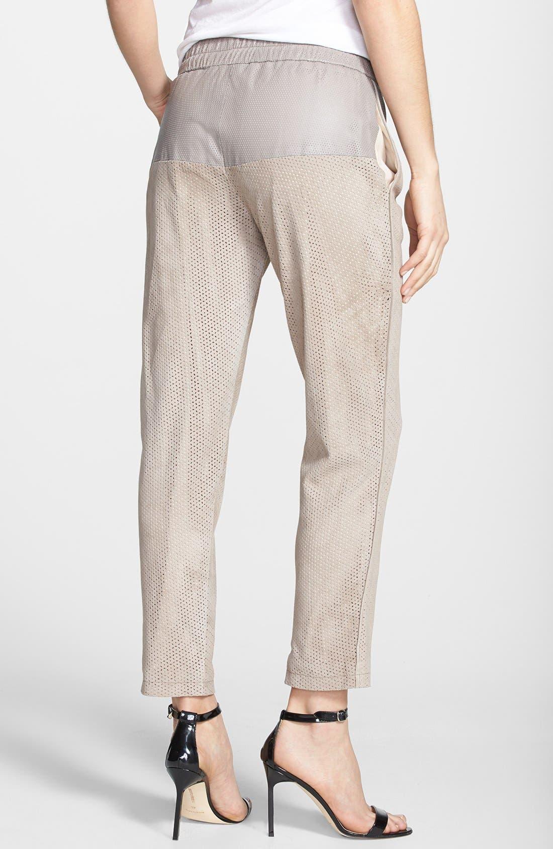 Alternate Image 2  - Parker 'Gabby' Leather Pants
