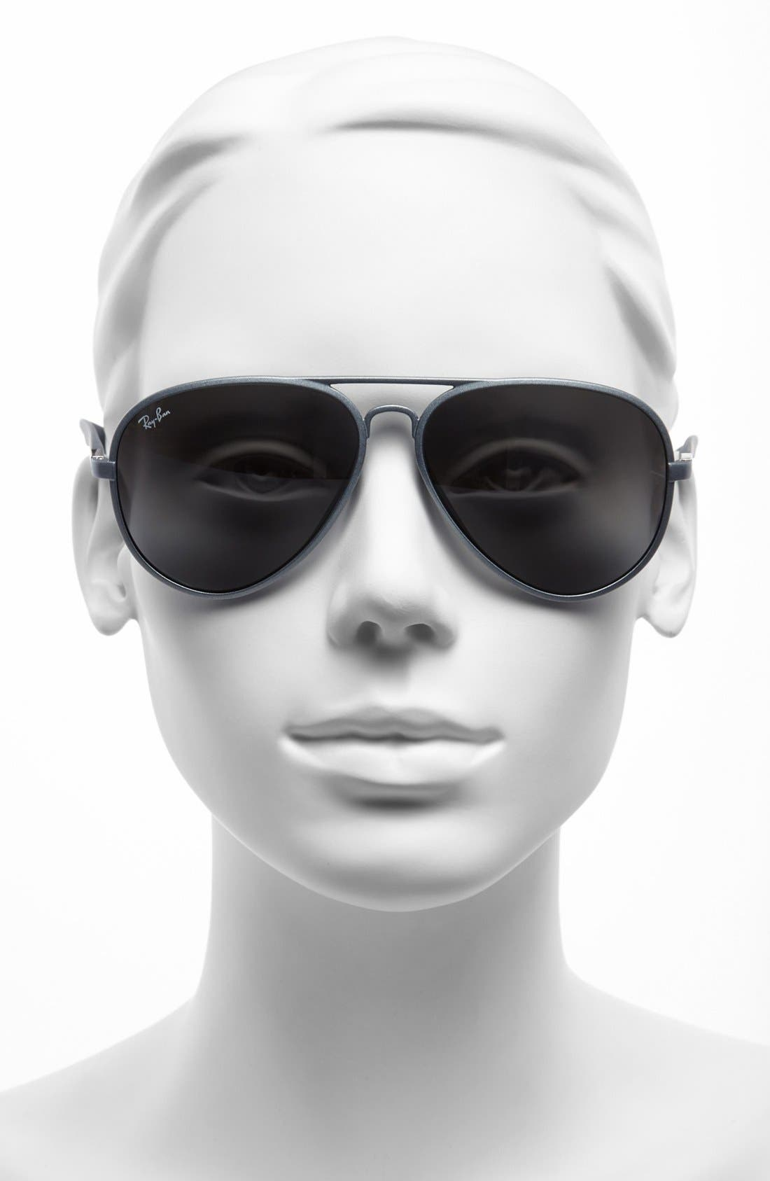 Alternate Image 2  - Ray-Ban 58mm Aviator Sunglasses