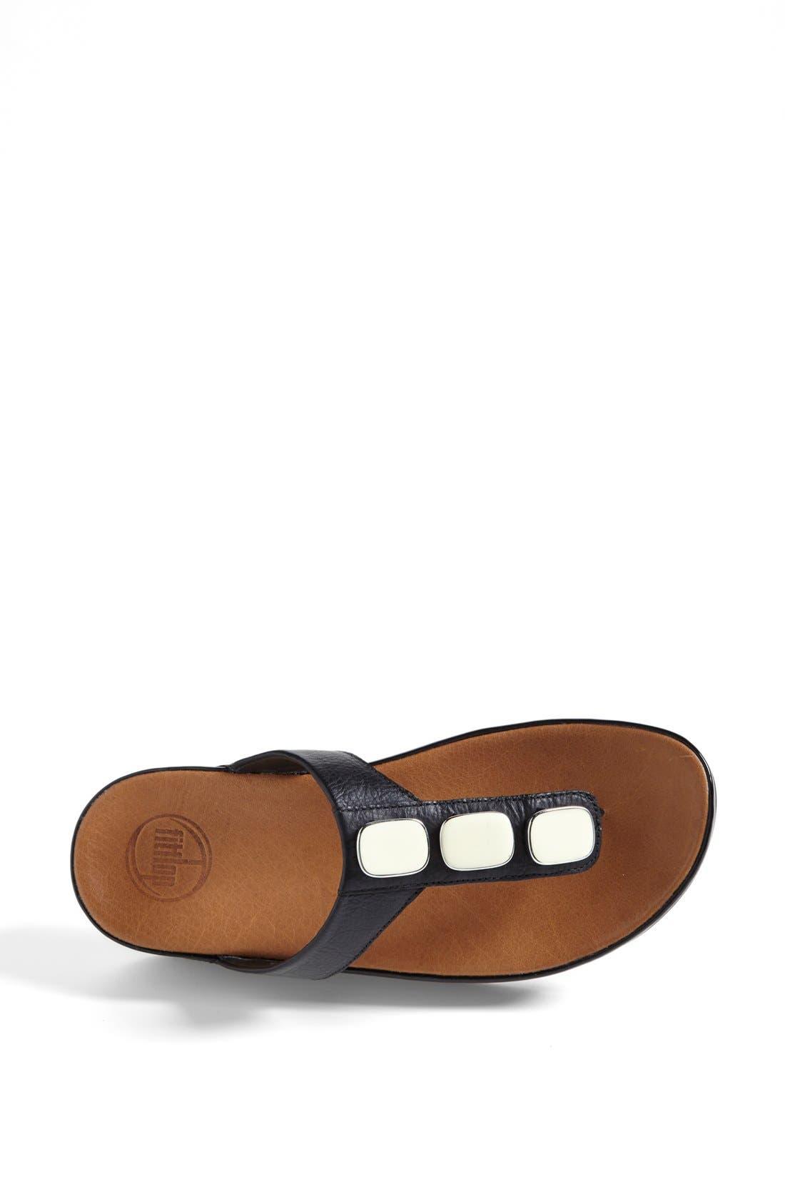 Alternate Image 3  - FitFlop™ 'Pietra II' Sandal