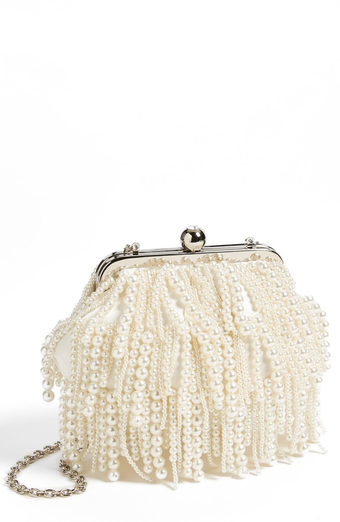 Alternate Image 1 Selected - Sondra Roberts 'Pearl' Clutch