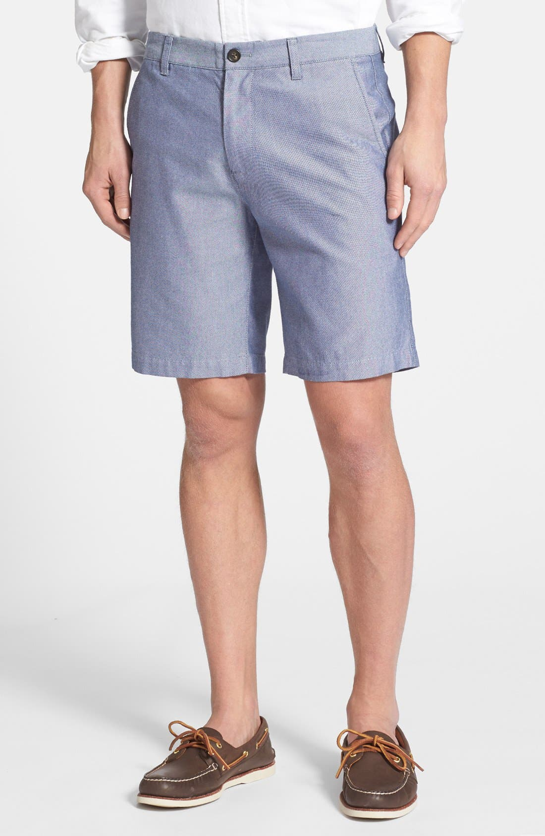 "Main Image - Bonobos 9 1/2"" 'Oxley' Chino Shorts"