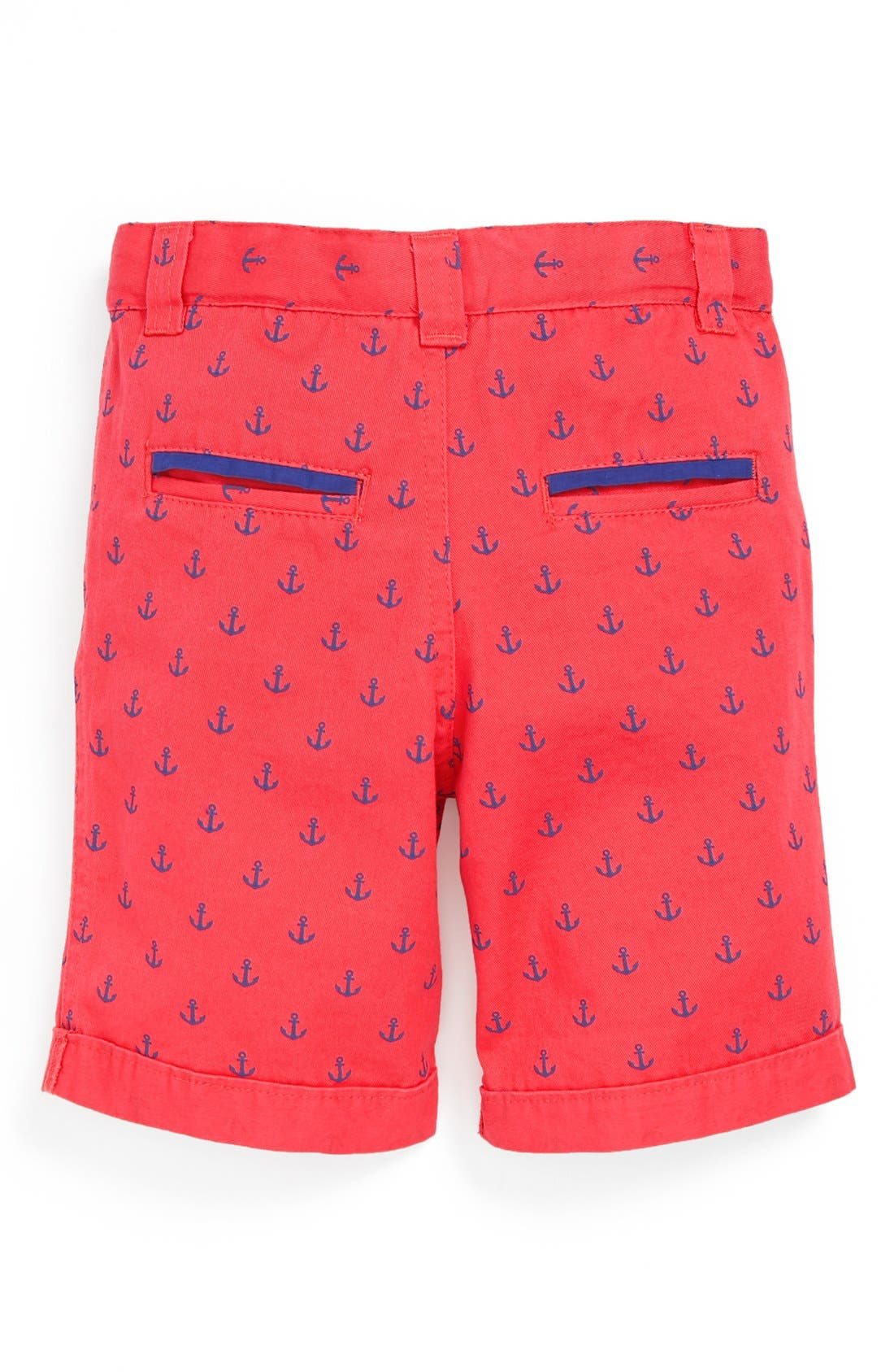 Alternate Image 2  - Sovereign Code Anchor Print Shorts (Toddler Boys)