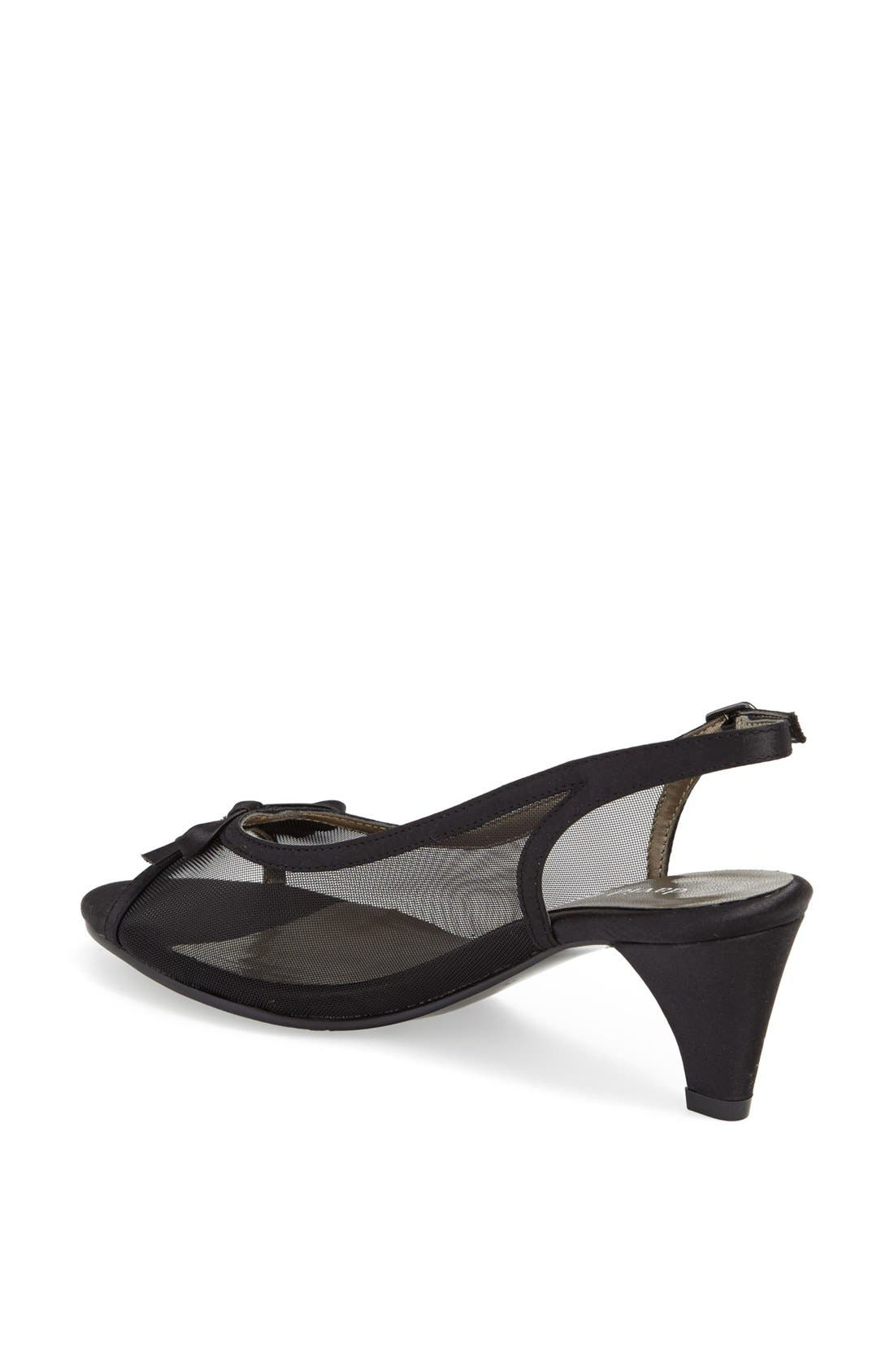 Alternate Image 2  - David Tate 'Prom' Slingback Sandal