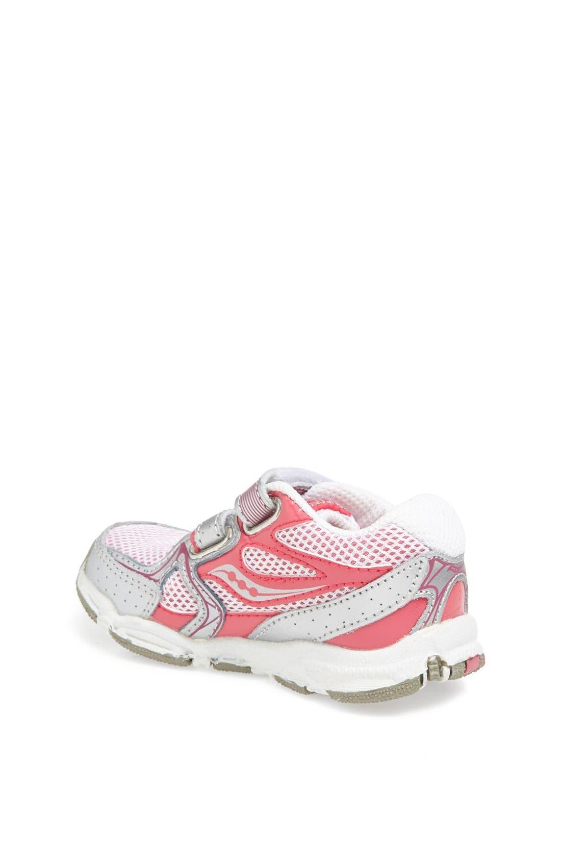 Alternate Image 2  - Saucony 'Cohesion' Sneaker (Walker & Toddler)