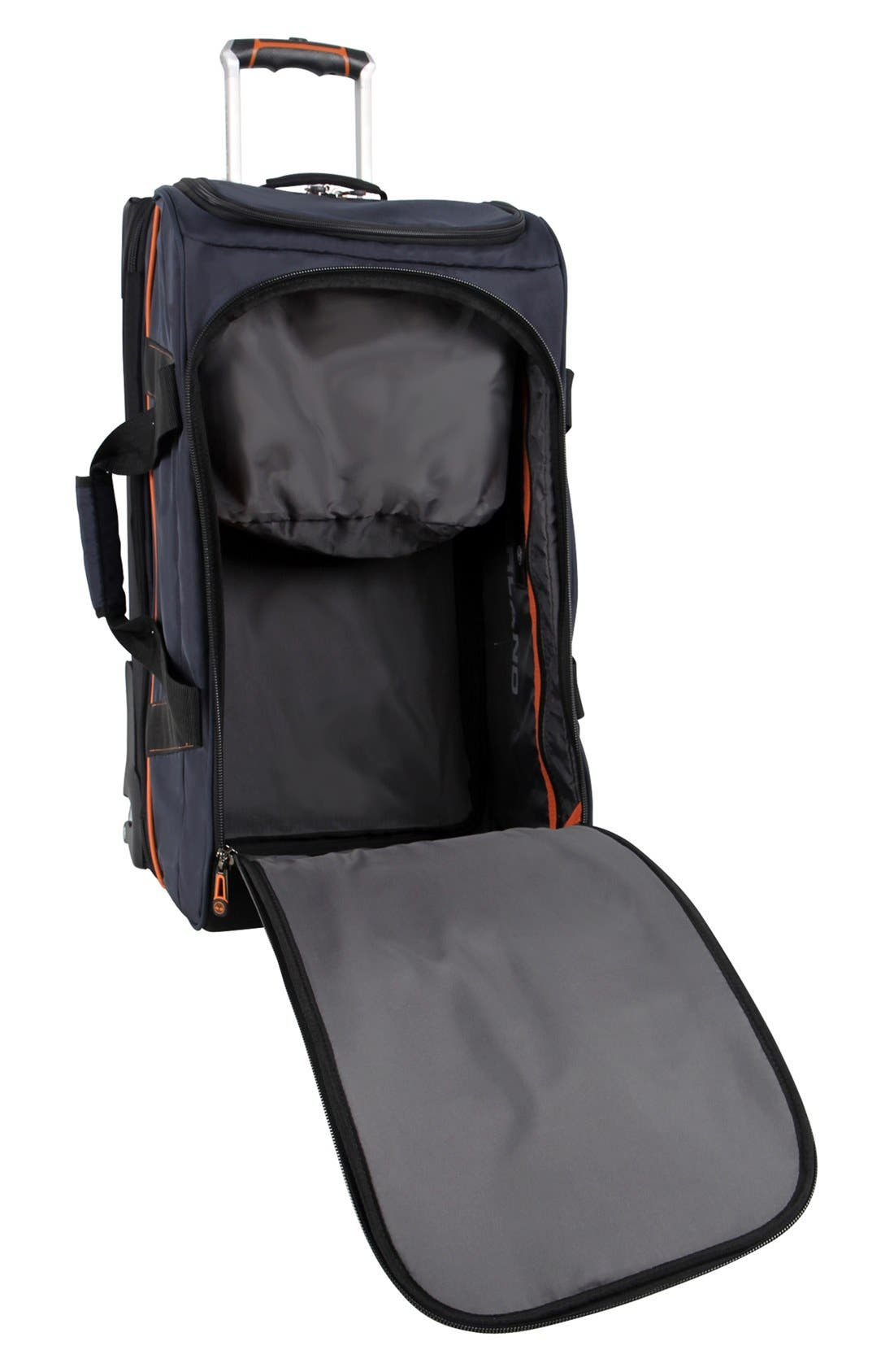 Alternate Image 2  - Timberland 'Mascoma' Rolling Duffel Bag (26 Inch)