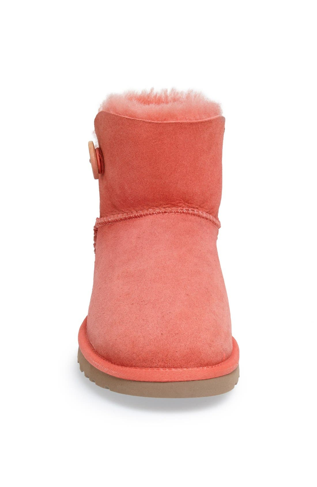 Alternate Image 3  - UGG® 'Mini Bailey Button' Boot (Women)