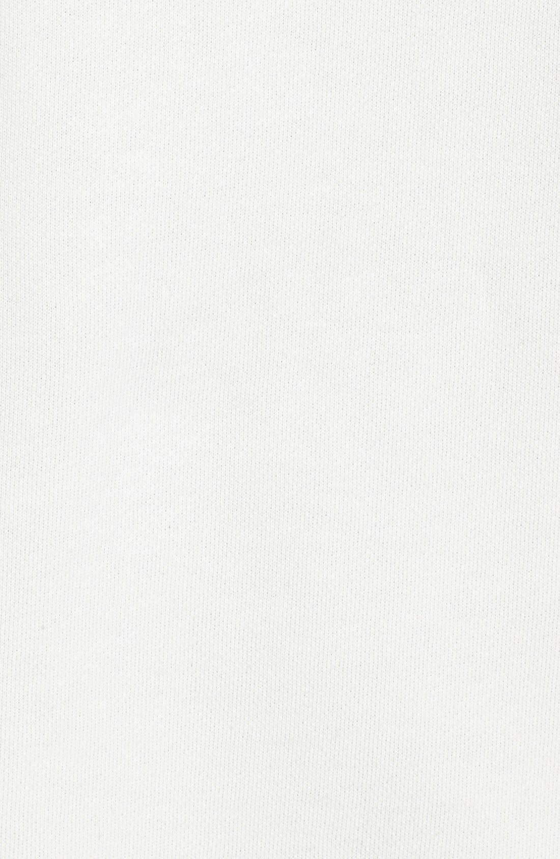 Alternate Image 3  - BLK DNM 'Sweatshirt 3' Zip Hoodie