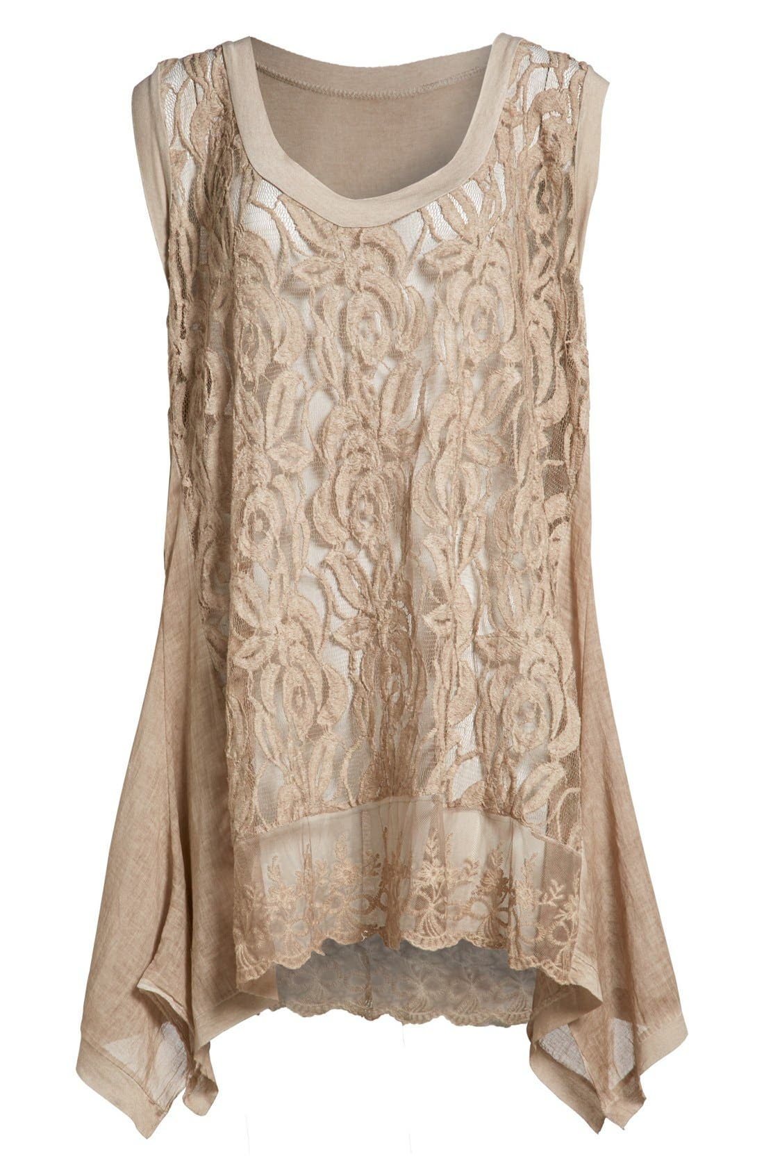 Alternate Image 5  - Nordstrom Lace Cover-Up