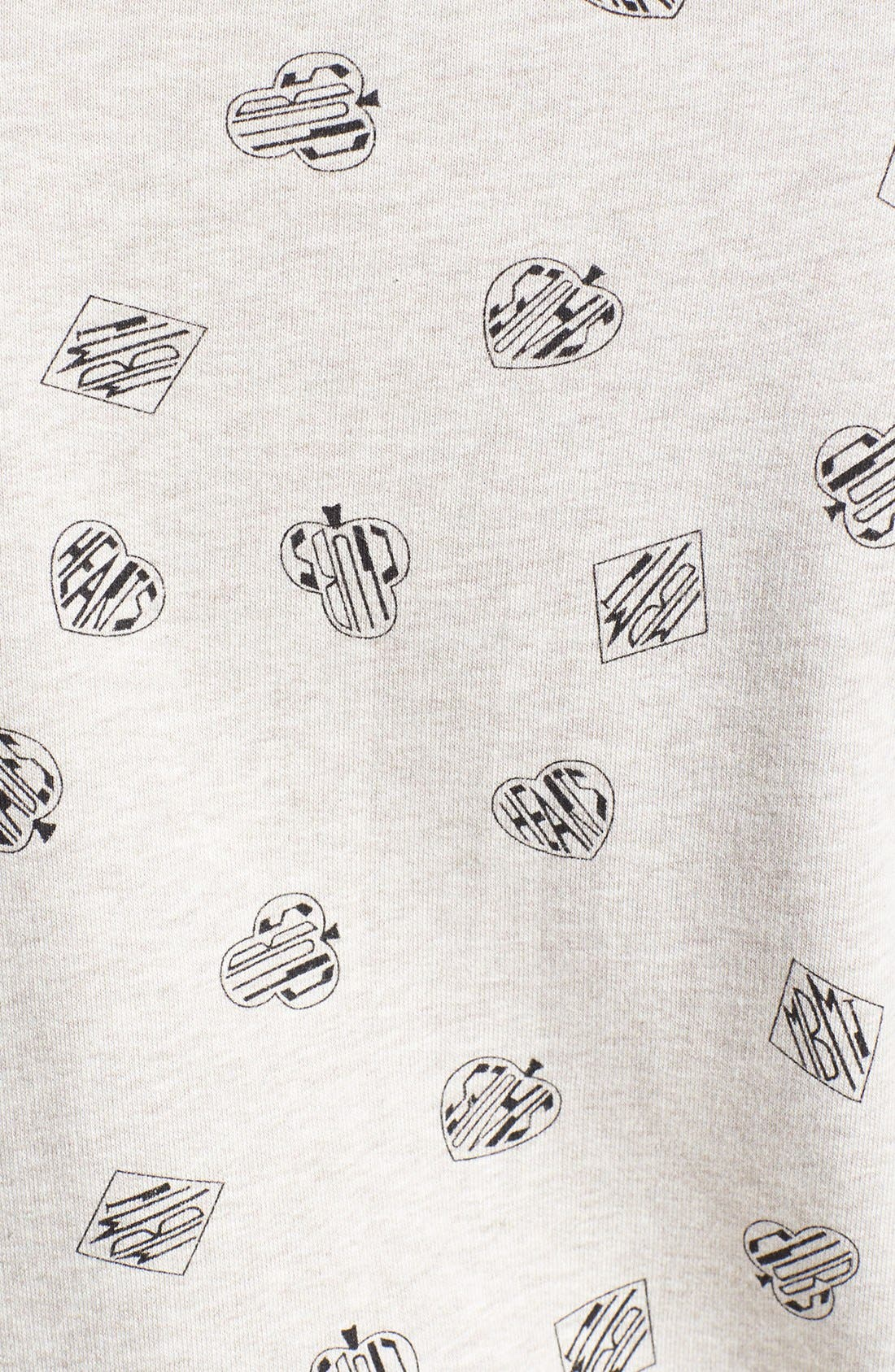 Alternate Image 3  - MARC BY MARC JACOBS 'Playing Cards' Print Sweatshirt