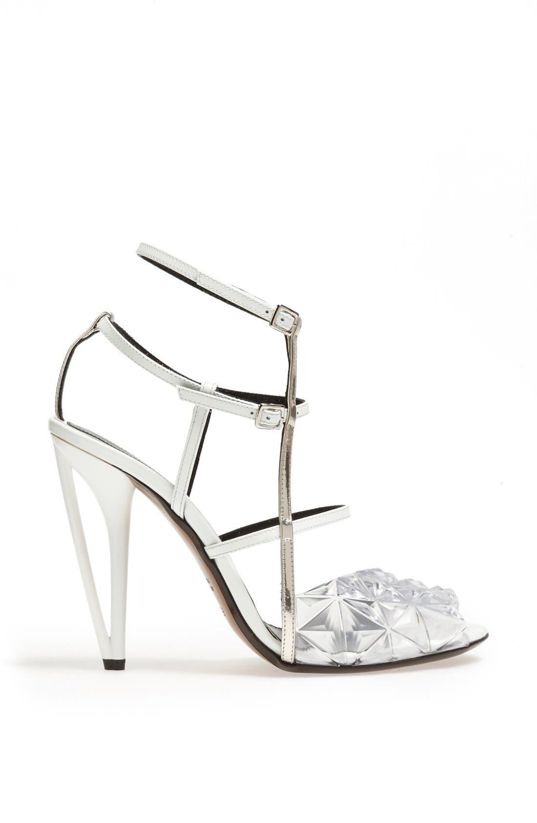 Alternate Image 4  - Fendi 'Iridia' Sandal