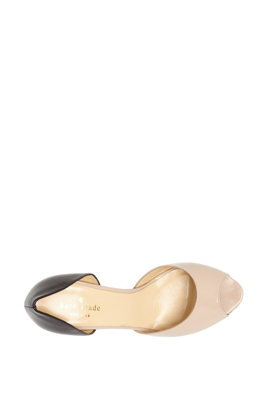 Alternate Image 3  - kate spade new york 'sage' pump