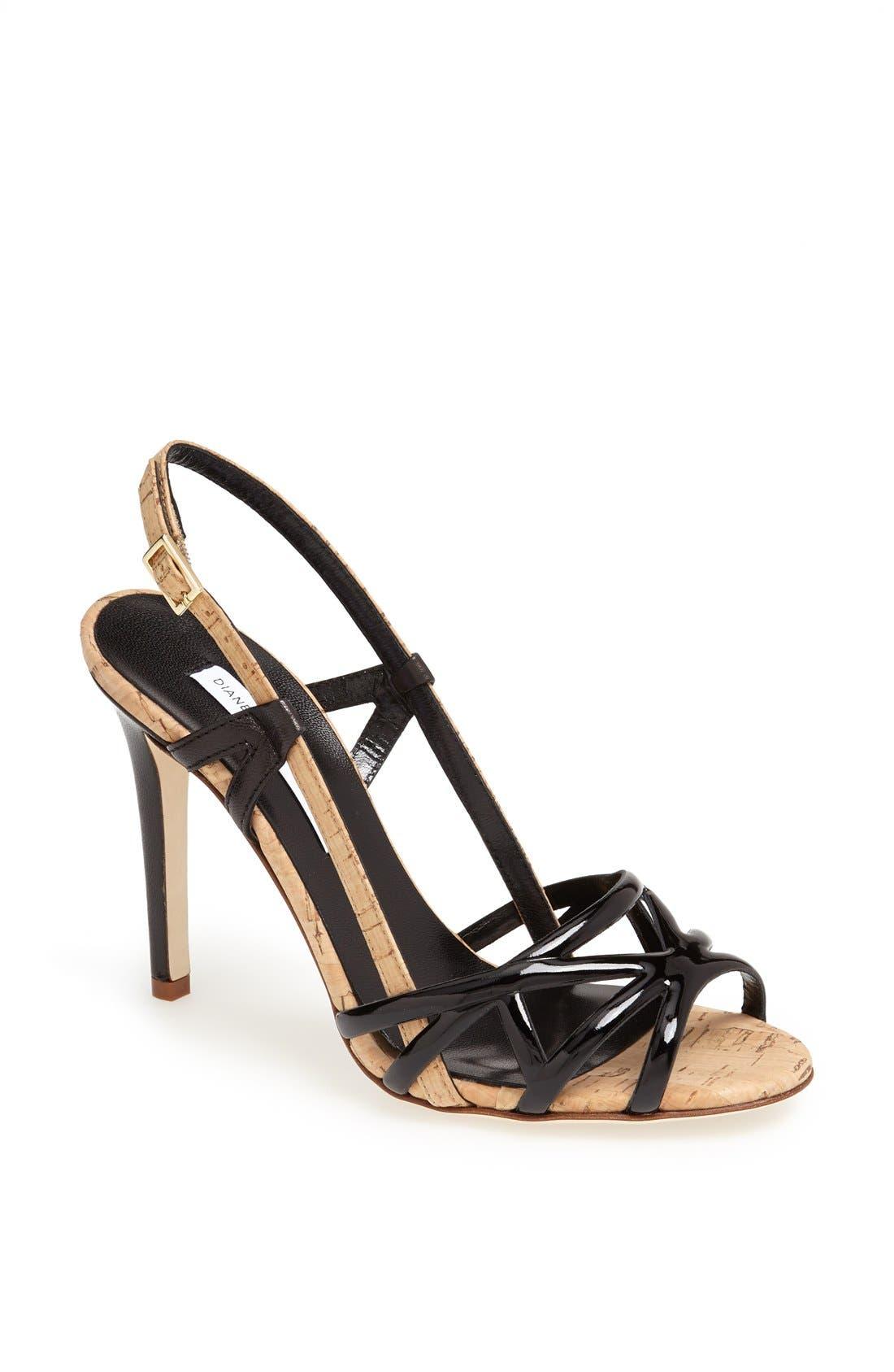 Alternate Image 1 Selected - Diane von Furstenberg 'Upton' Sandal (Online Only)