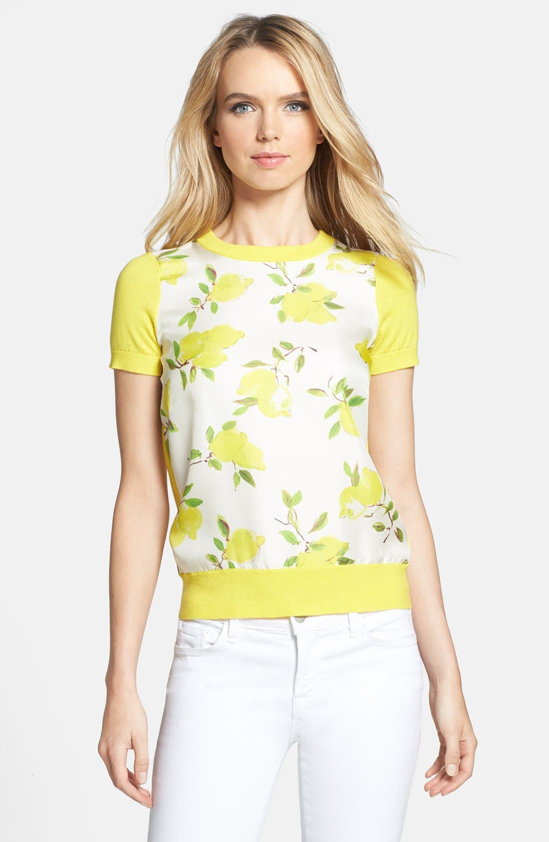 Alternate Image 1 Selected - kate spade new york 'barcley' sweater