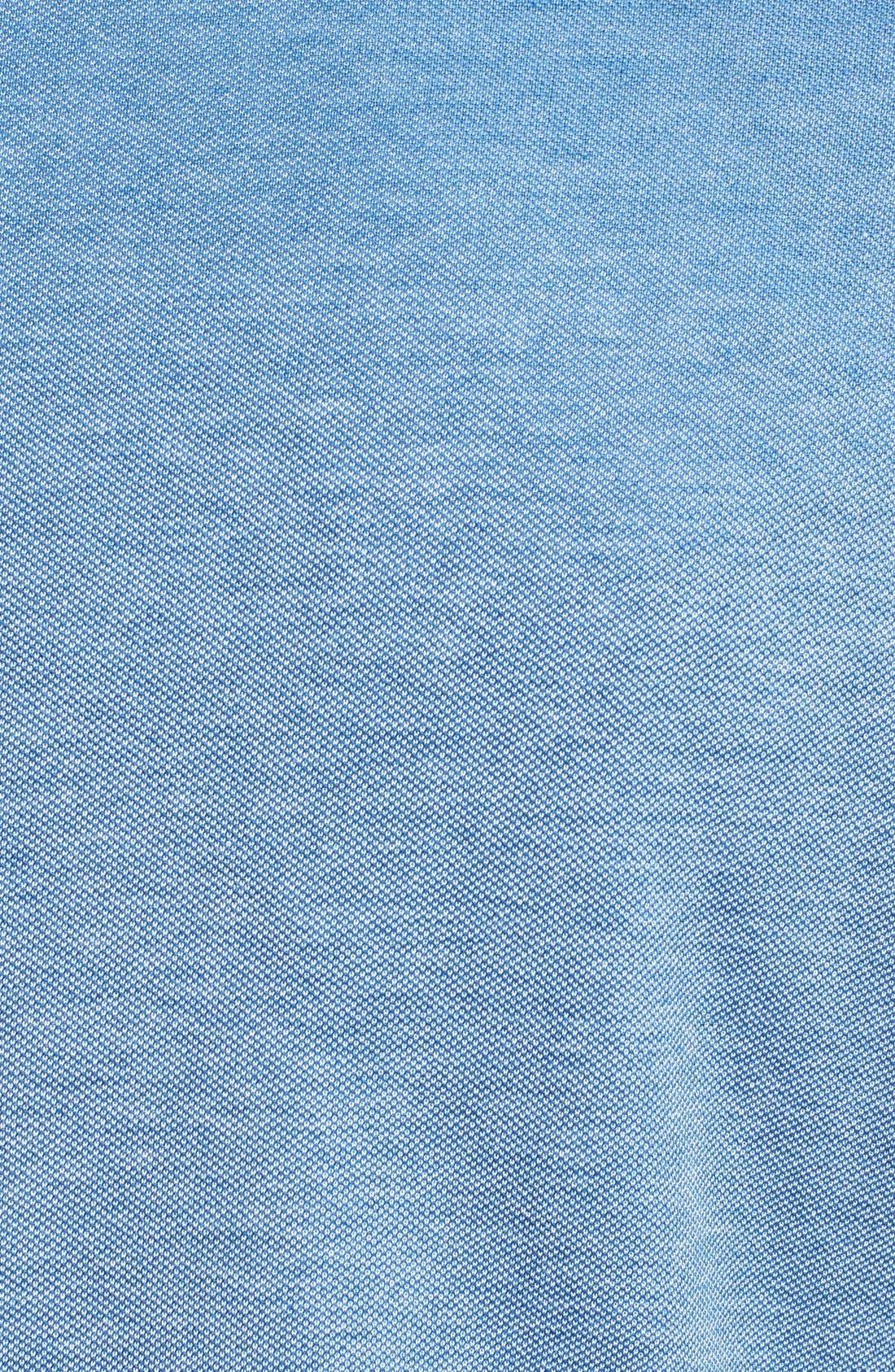 Alternate Image 3  - Peter Millar Classic Fit Cotton Sportcoat