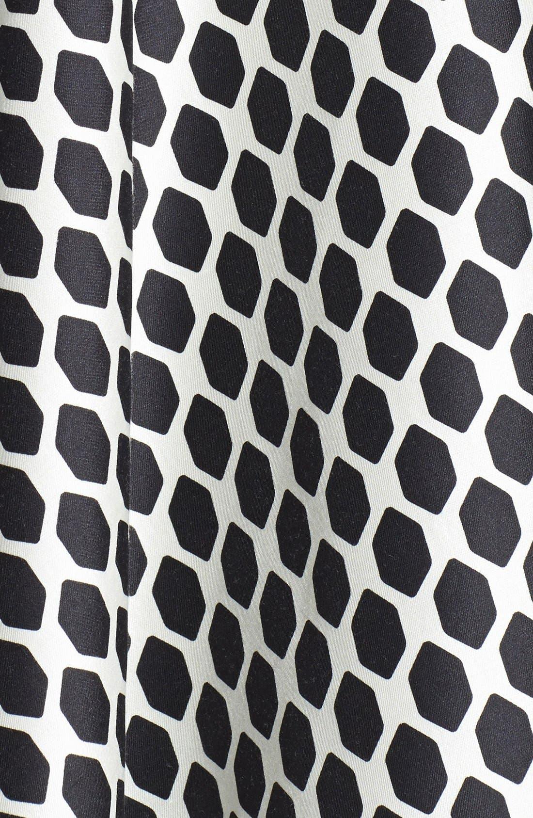Alternate Image 3  - Diane von Furstenberg 'Amelia' Woven Wrap Dress