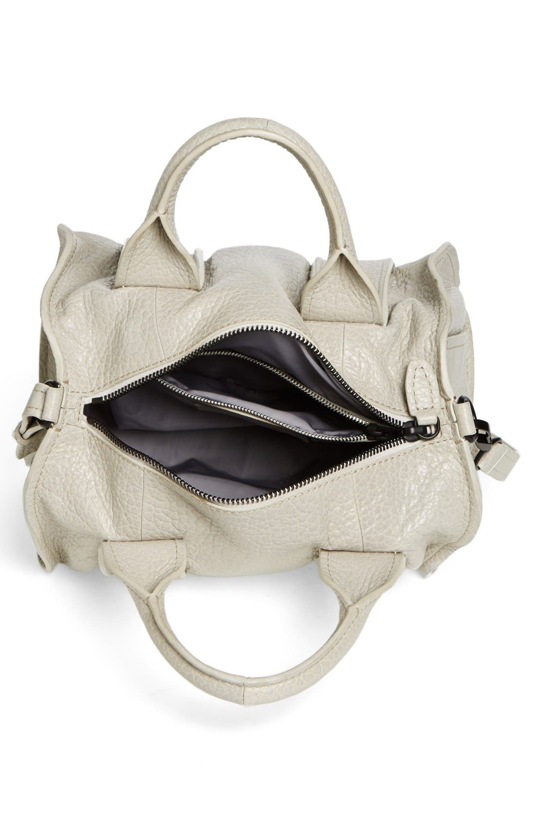 Alternate Image 3  - Alexander Wang 'Rocco - Inside Out' Leather Satchel