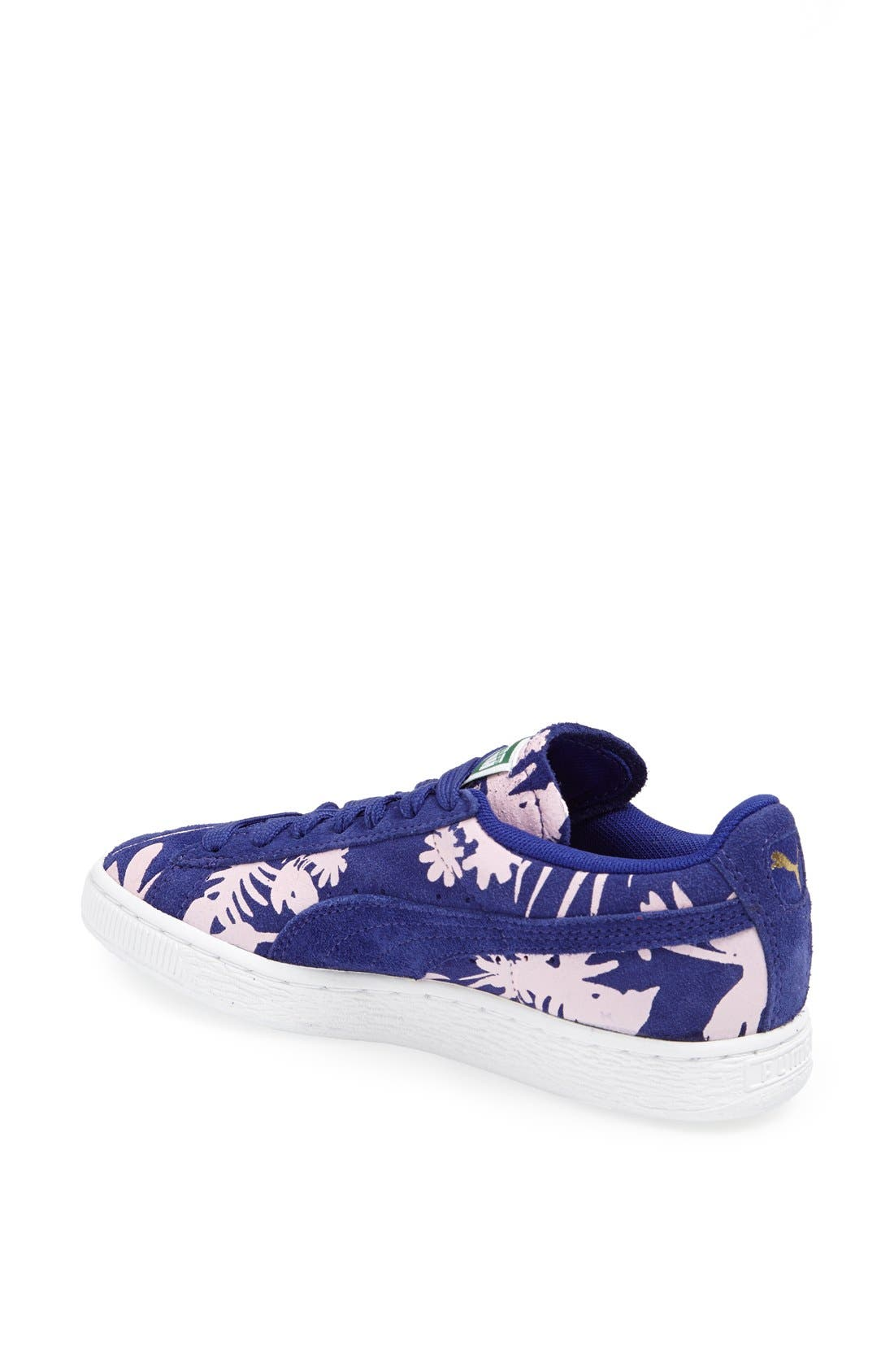 Alternate Image 2  - PUMA 'Suede Classic Tropicalia' Sneaker (Women)