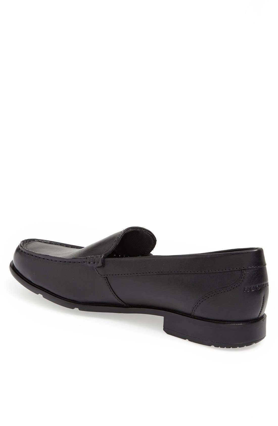 Alternate Image 2  - Rockport Classic Venetian Loafer (Men)