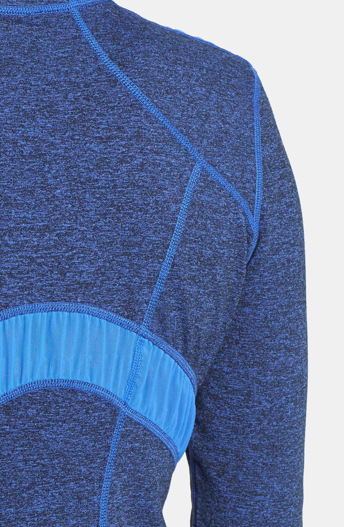 Alternate Image 5  - Zella 'Prism' Cross Dye Jacket (Plus Size)