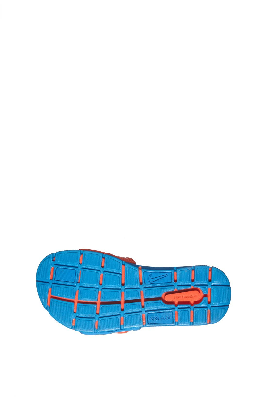 Alternate Image 4  - Nike 'Flex Motion Signature' Sandal (Little Kid & Big Kid)