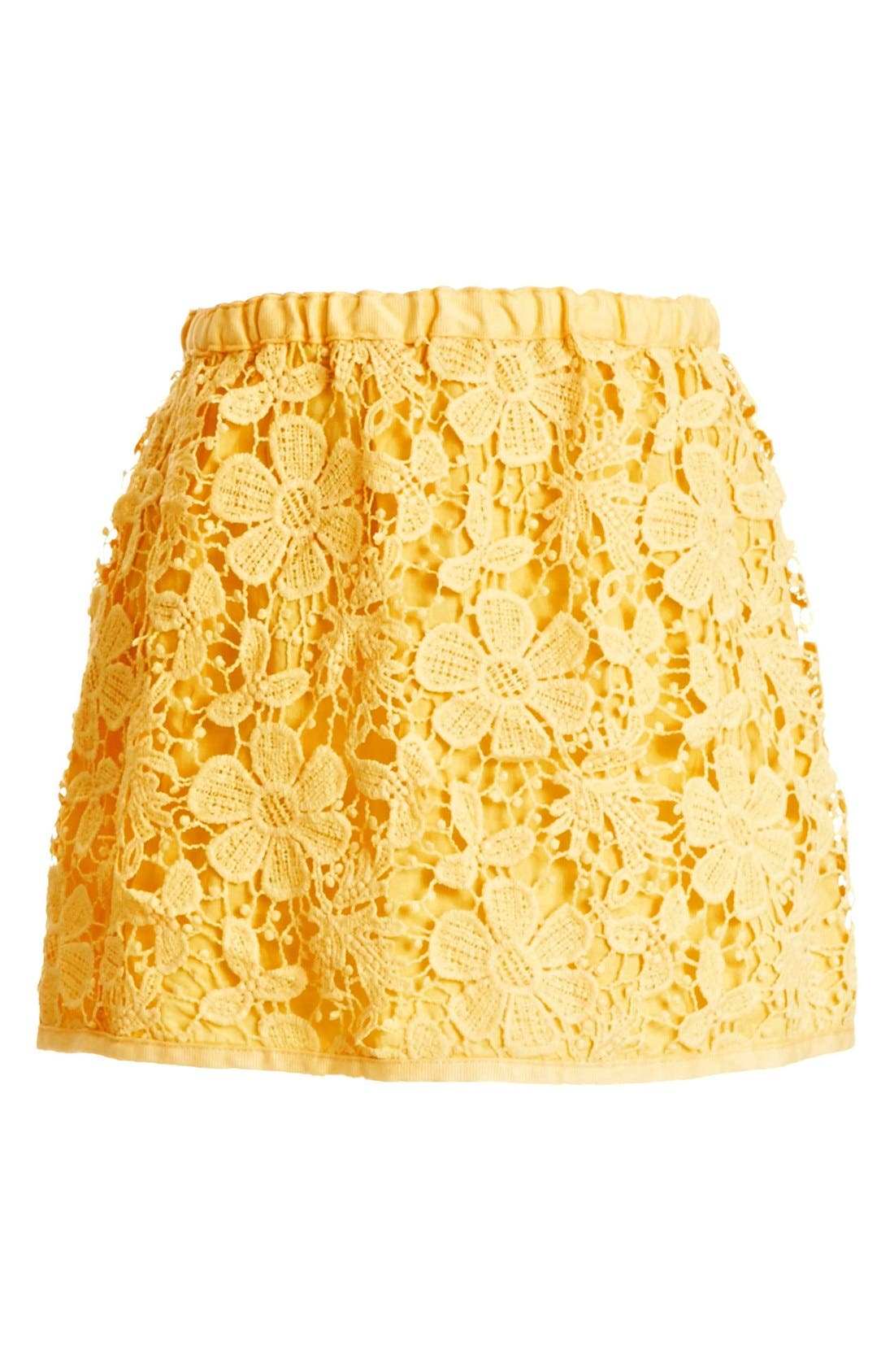 Alternate Image 1 Selected - Peek 'Ashley' Skirt (Toddler Girls, Little Girls & Big Girls)