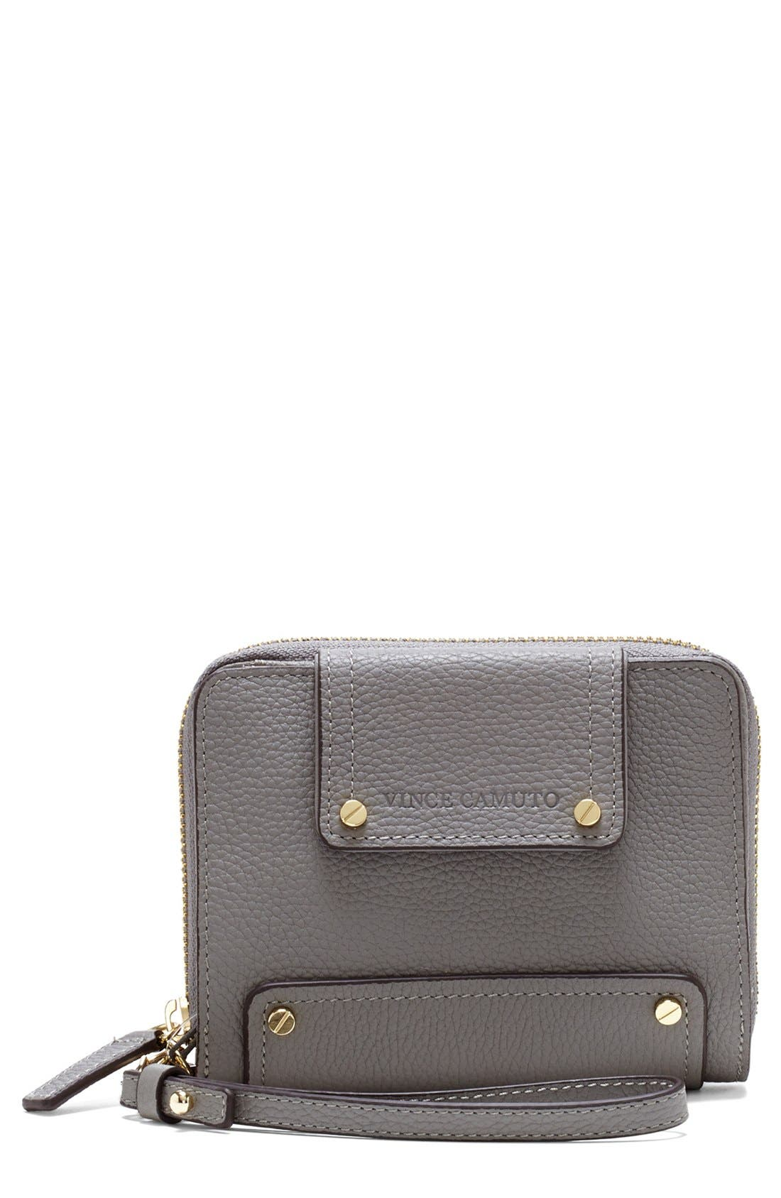Alternate Image 1 Selected - Vince Camuto 'Jill' Tech Wristlet