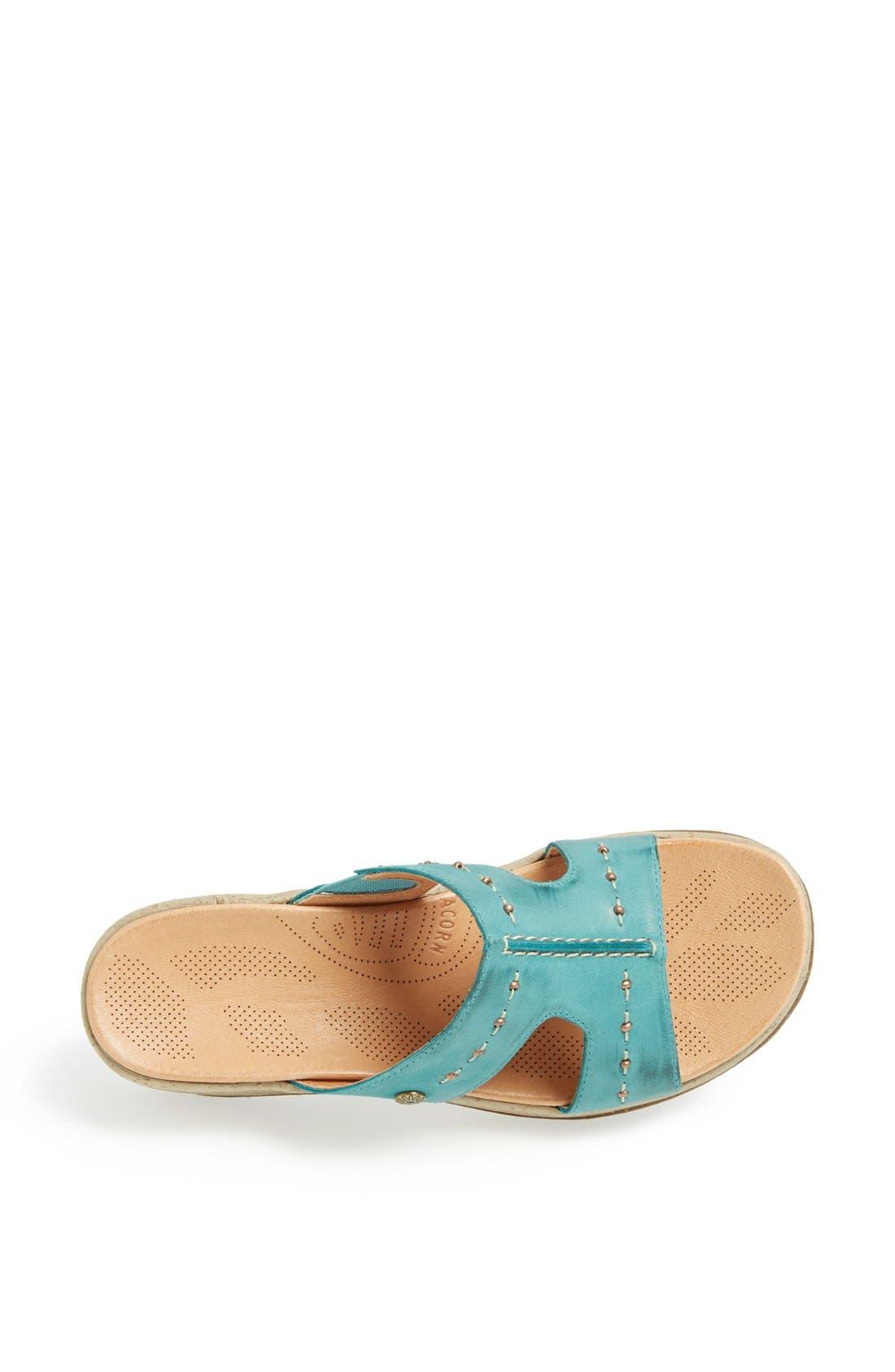 Alternate Image 3  - Acorn 'Vista' Wedge Sandal