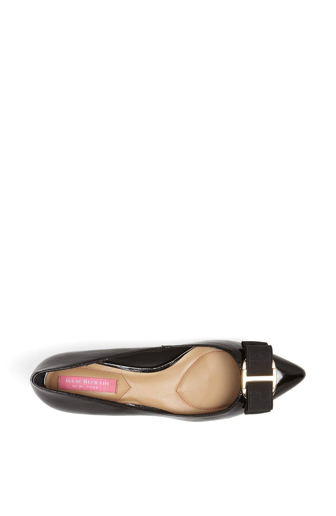 Alternate Image 3  - Isaac Mizrahi New York 'Gina' Pump