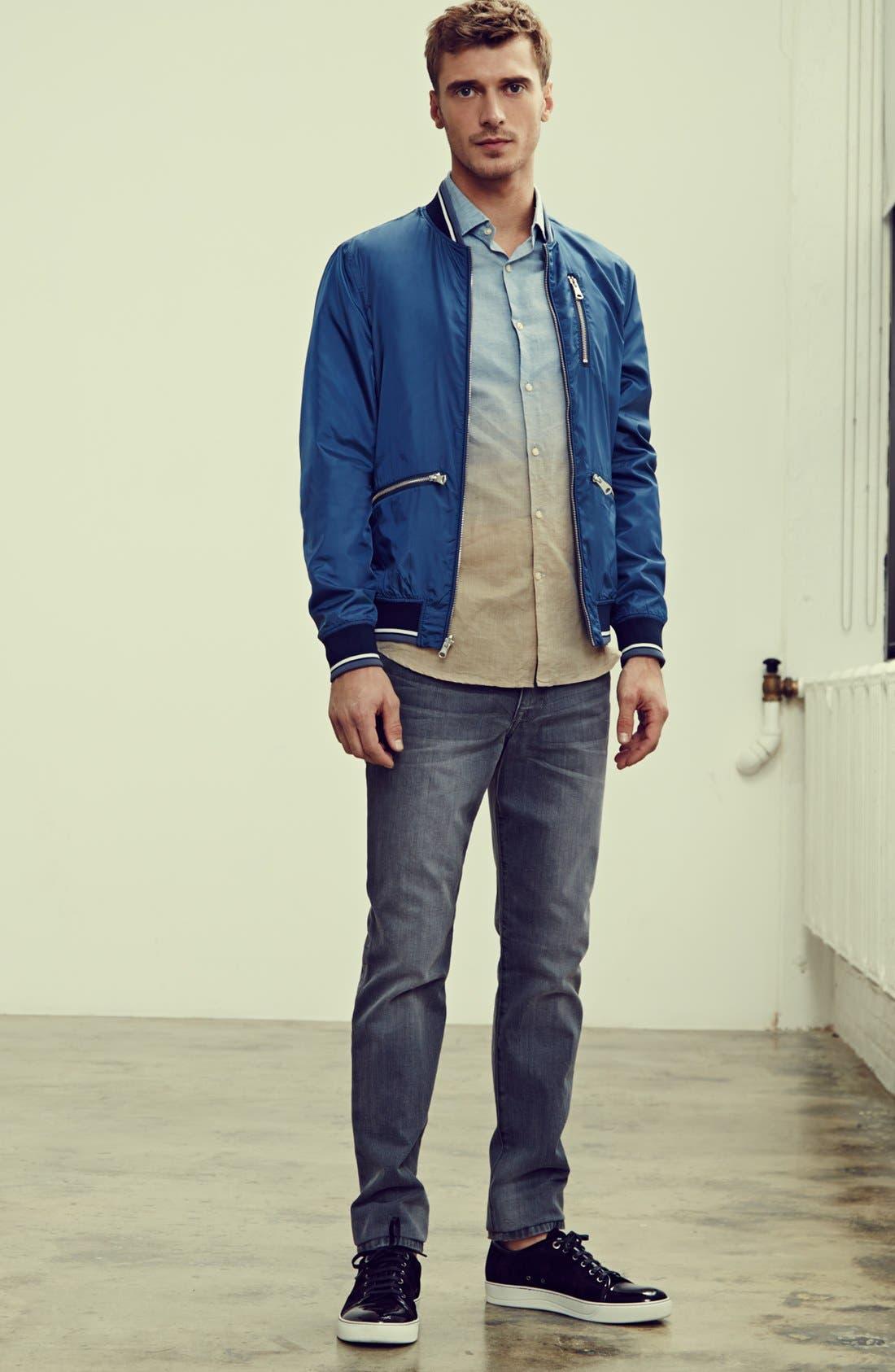 Alternate Image 7  - J. Lindeberg 'Dani 42 - Sunrise' Slim Fit Sport Shirt