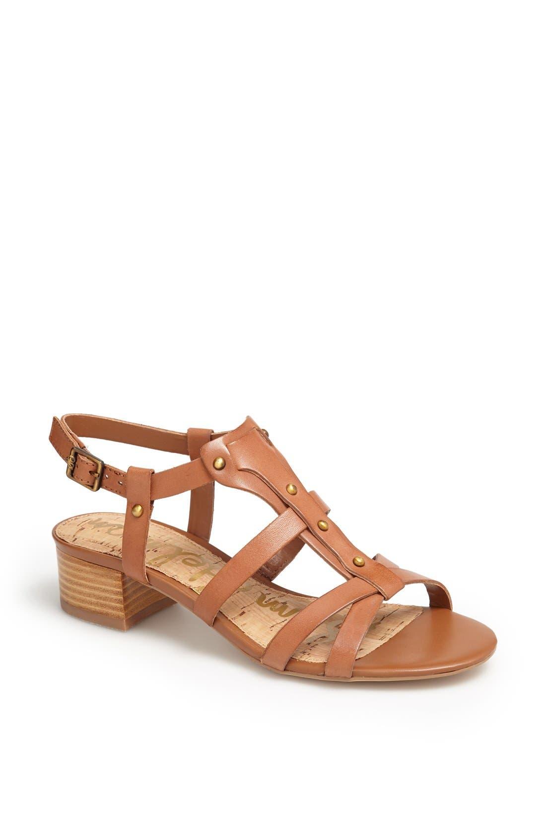 Alternate Image 1 Selected - Sam Edelman 'Angela' Sandal