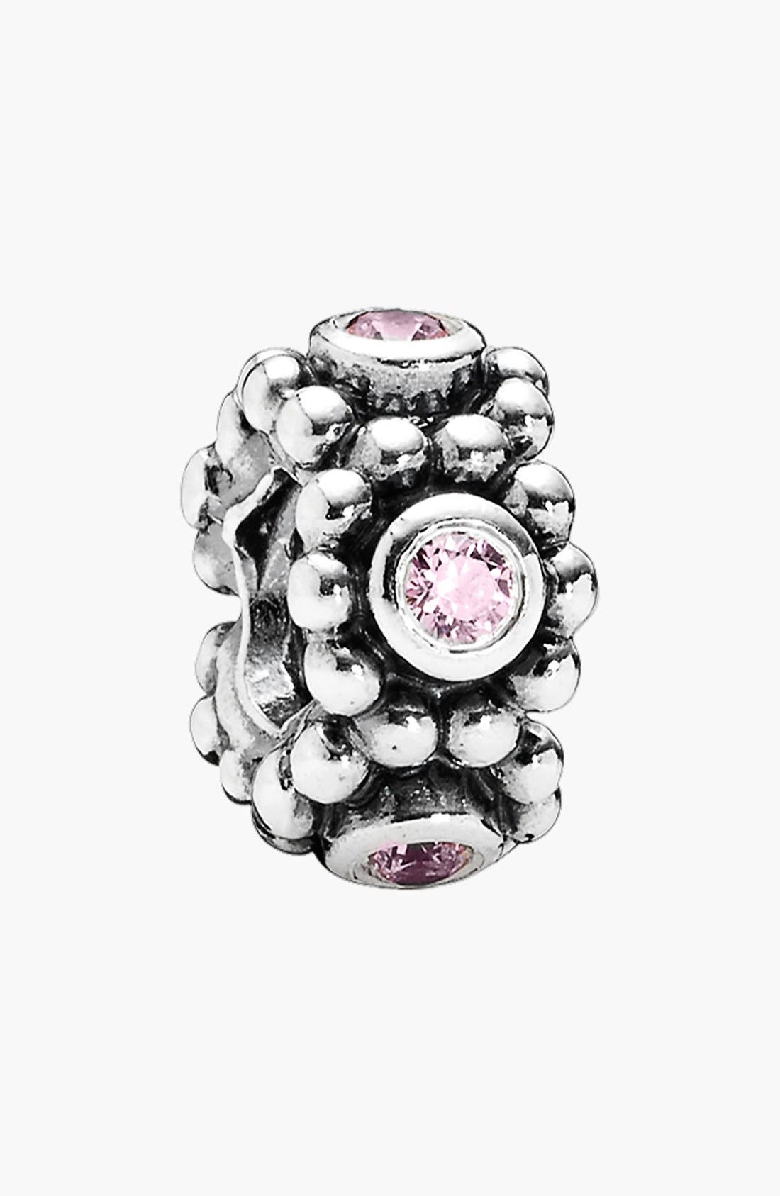Alternate Image 1 Selected - PANDORA 'Her Majesty' Spacer Charm