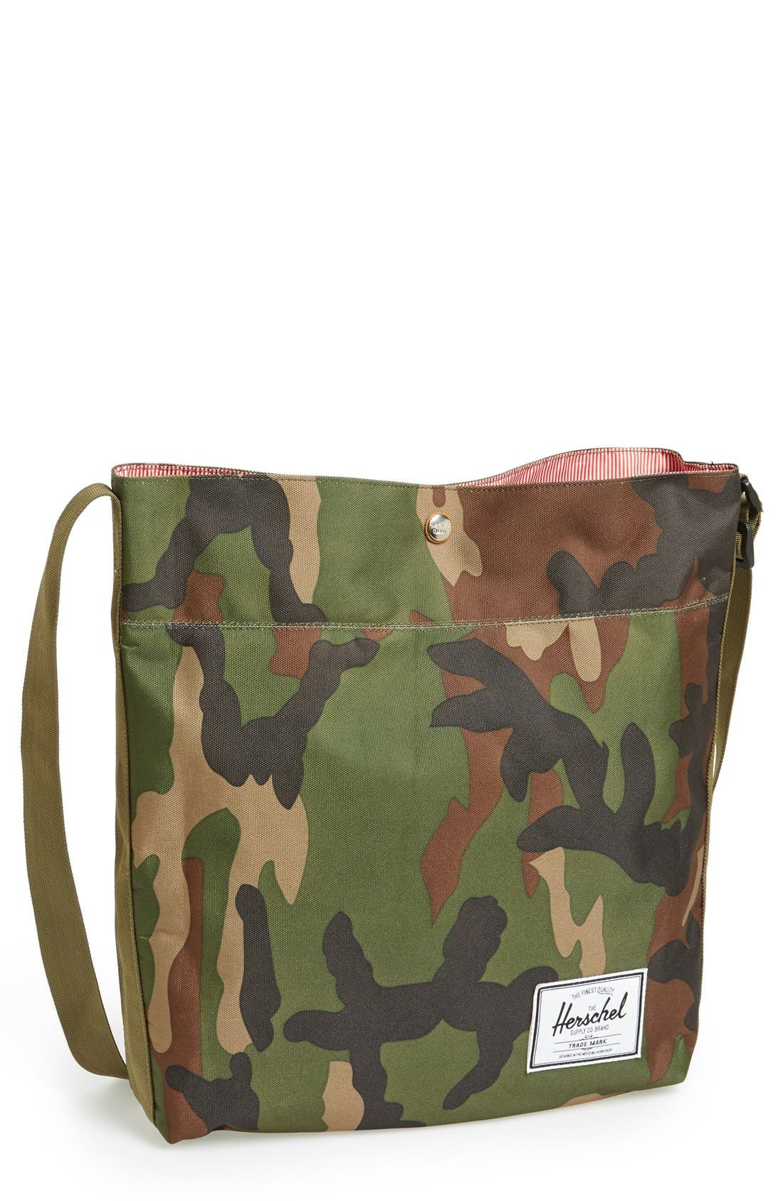 Alternate Image 1 Selected - Herschel Supply Co. 'Ottawa' Camo Tote Bag