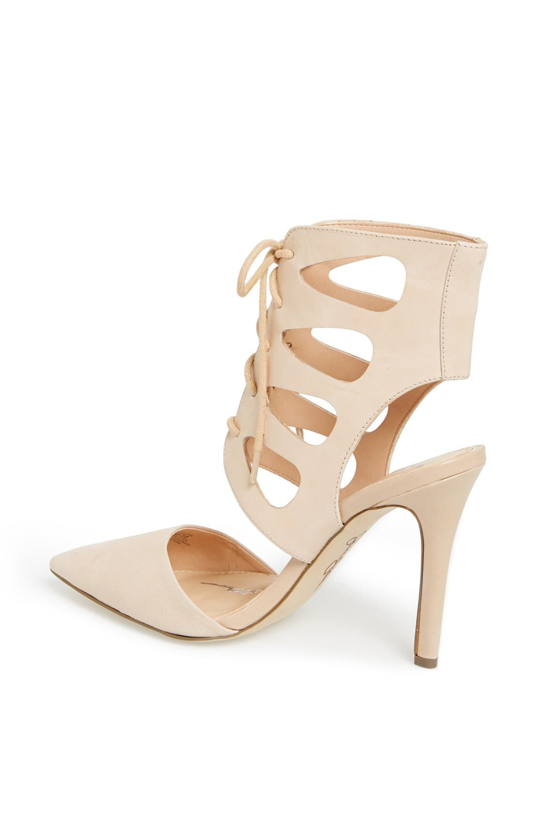 Alternate Image 2  - Jessica Simpson 'Cecerre' Caged Pointy Toe Pump