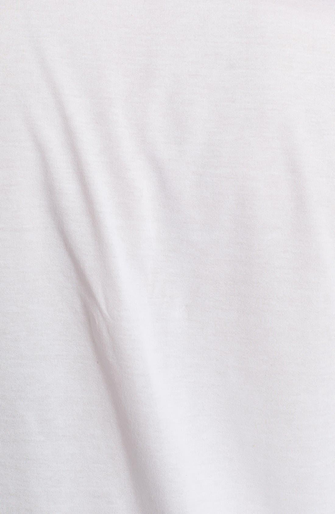 Alternate Image 3  - Salvatore Ferragamo 'Number 2' Crewneck T-Shirt