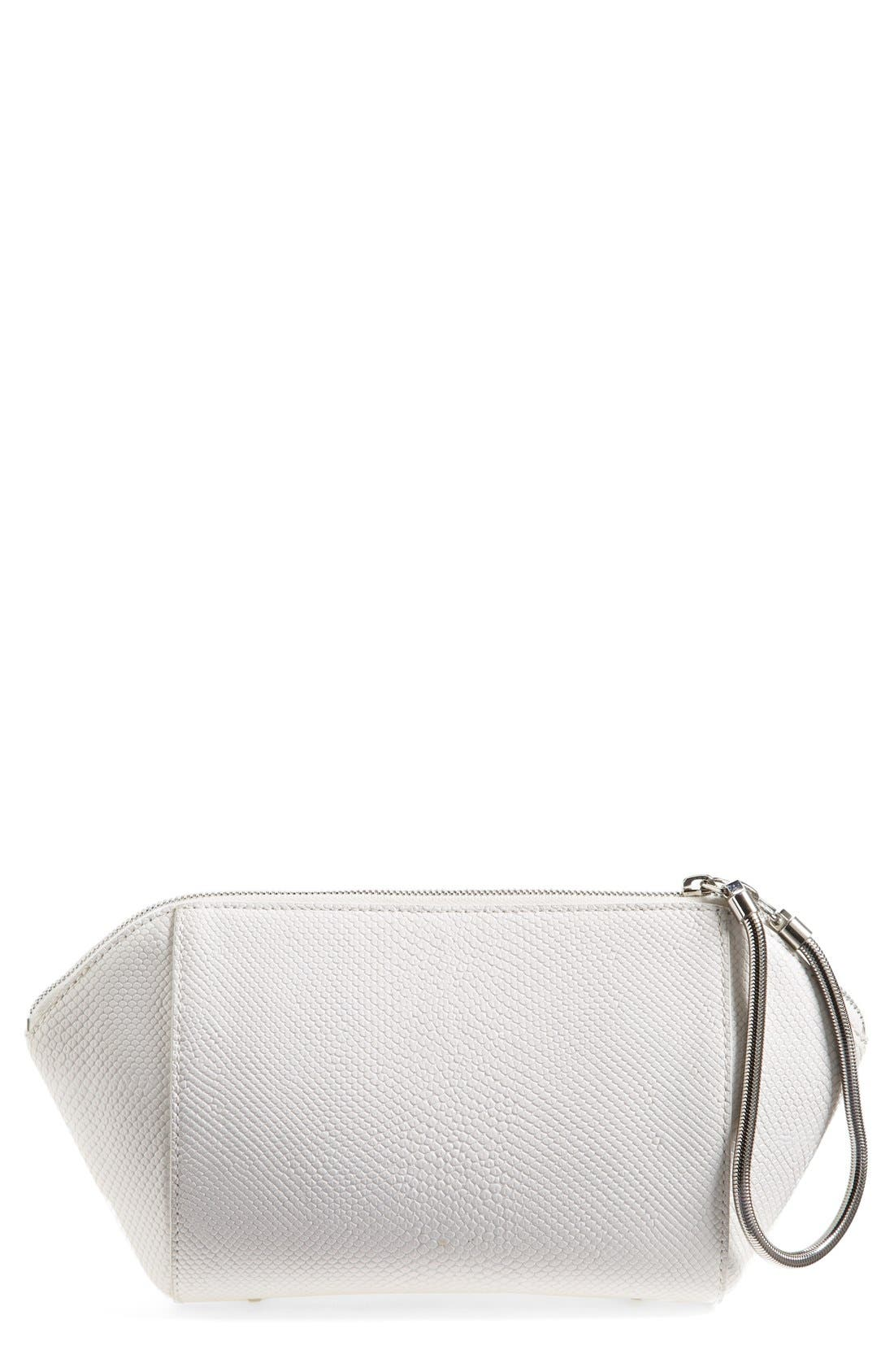 Main Image - Alexander Wang 'Chastity' Leather Clutch
