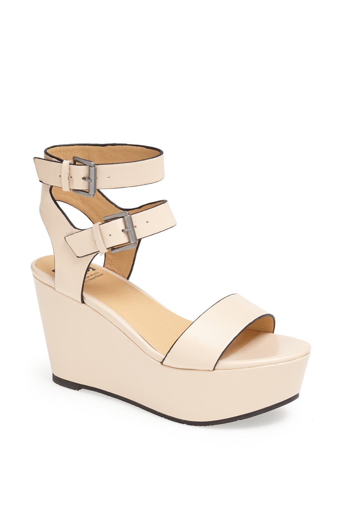 Alternate Image 1 Selected - BC Footwear 'Caught Up' Sandal