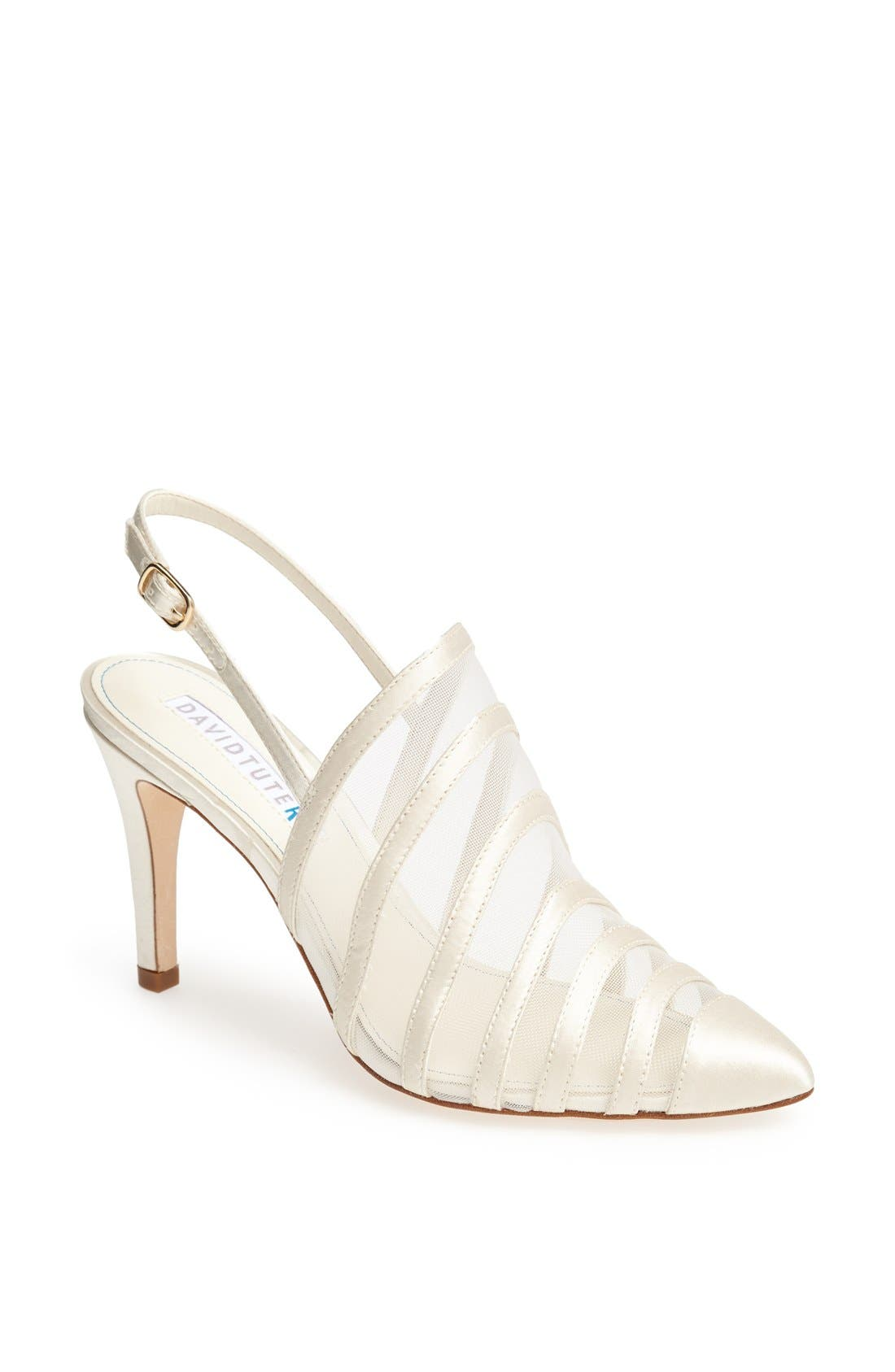 Alternate Image 1 Selected - David Tutera 'Hazy' Pump
