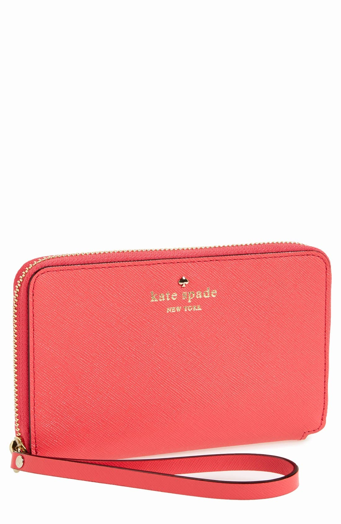 Main Image - kate spade new york 'cherry lane - laurie' wallet