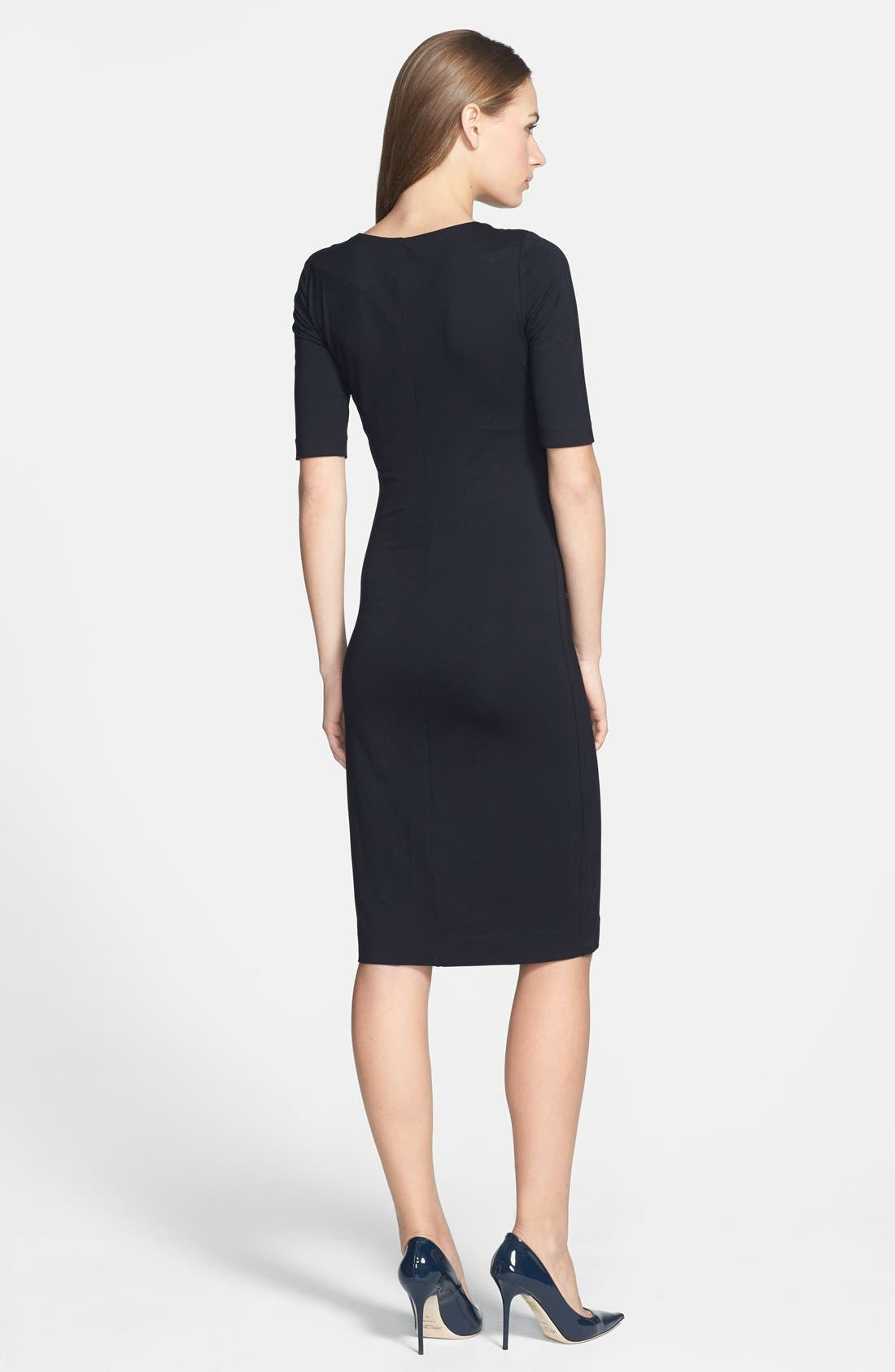 Alternate Image 2  - Diane von Furstenberg 'Raquel' Knit Sheath Dress