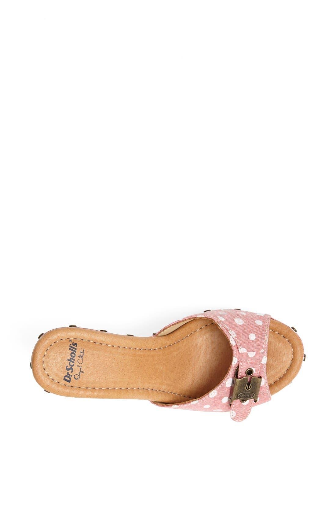 Alternate Image 3  - Dr. Scholl's 'Lia' Leather Sandal